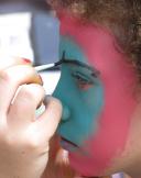 Malování obličejů